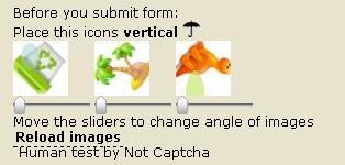 WP-NOTCAPTCHA