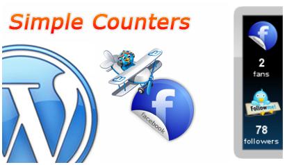 Оновлений плагін Simple Counters